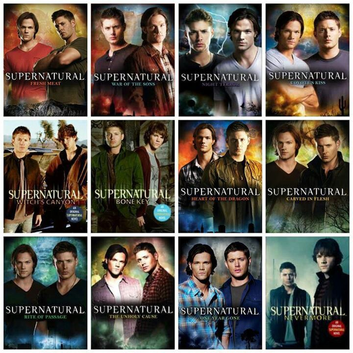 Supernatural_novels
