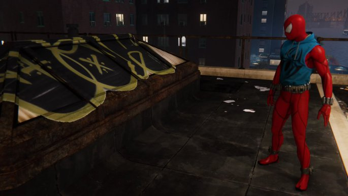 Marvel-Spider-Man-Roof
